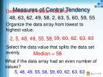 measures of central tendency3