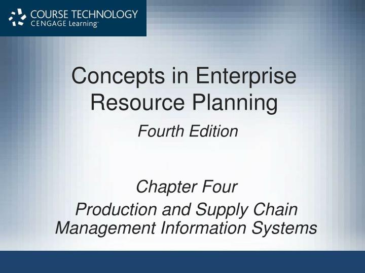 Enterprise resource planning manufacturing powerpoint slides and.