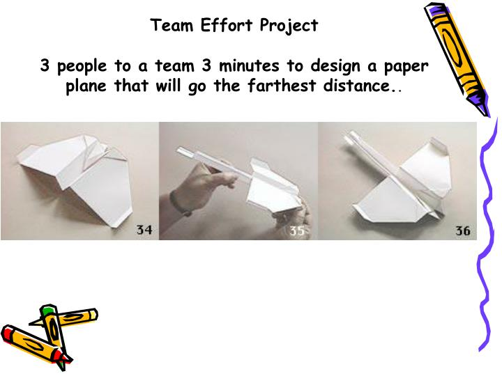 Team Effort Project
