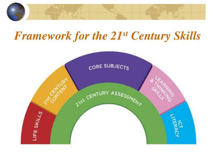 Framework for the 21