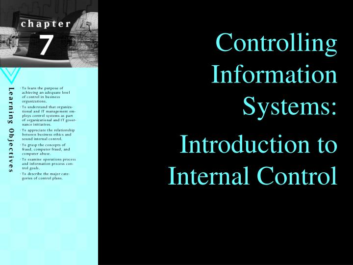 chapter 3 ethics fraud and internal Chapter 3: ethics, fraud, and internal control study guide by sara_hiner includes 39 questions covering vocabulary, terms and more quizlet flashcards, activities and games help you improve your grades.