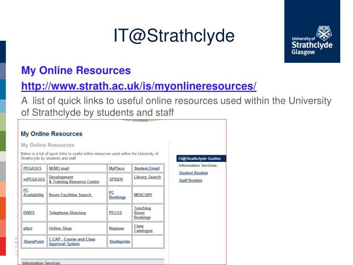 IT@Strathclyde