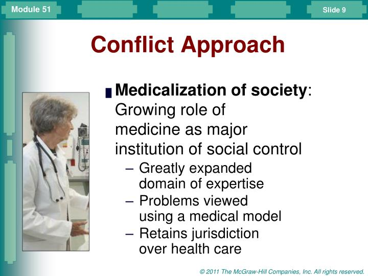 Conflict Approach