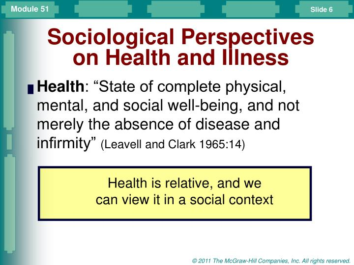 Sociological Perspectives