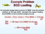 example problem bod loading1