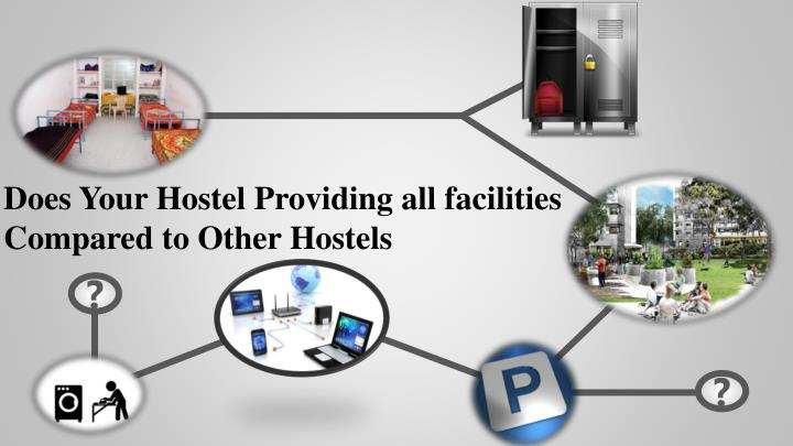does your hostel providing all facilities compared to other hostels n.