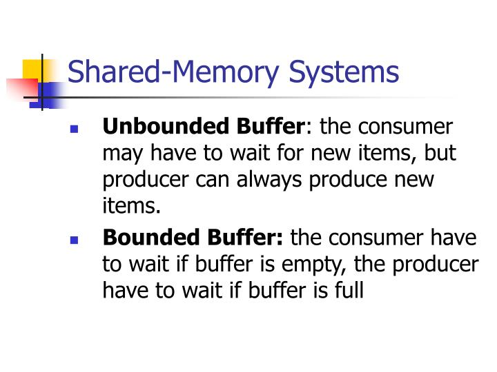 Shared-Memory Systems