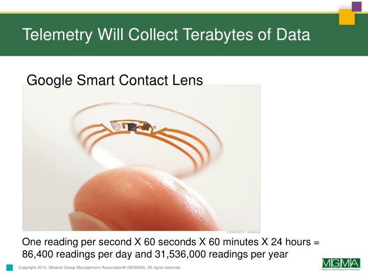 Telemetry Will Collect Terabytes of Data