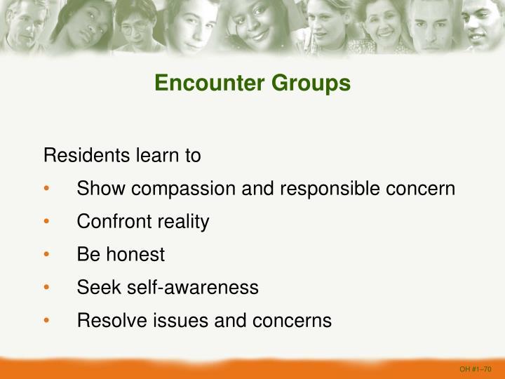 Encounter Groups