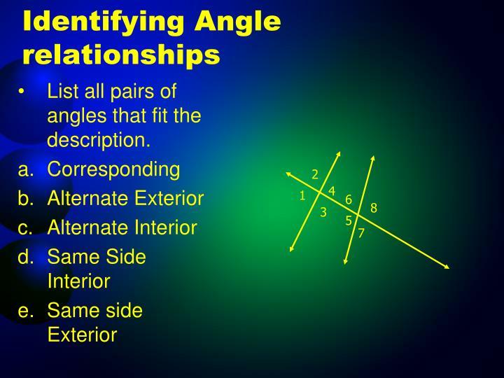 Ppt Parallel Lines Transversals Powerpoint Presentation Id 5571099