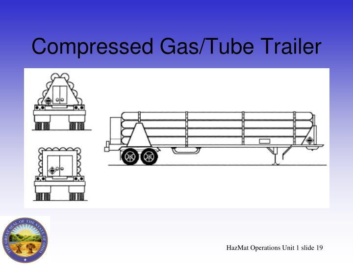 Compressed Gas/Tube Trailer