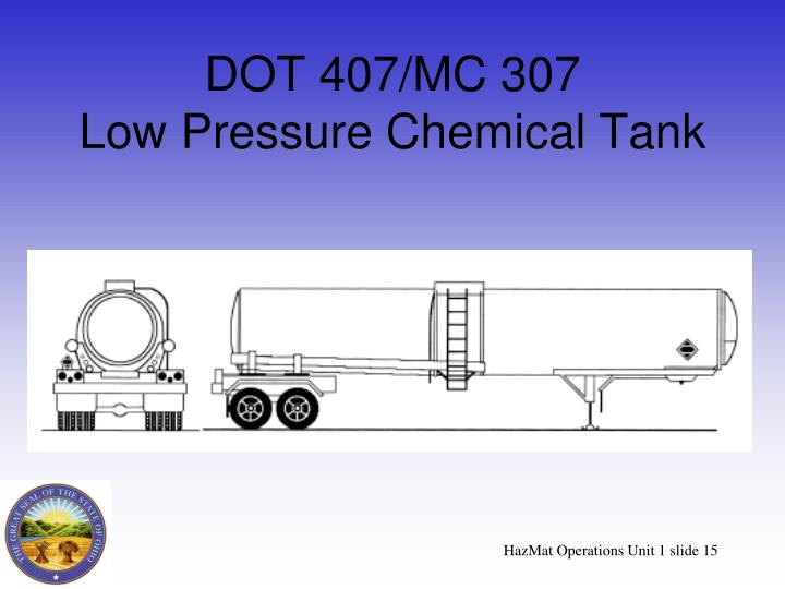 DOT 407/MC 307