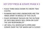key step press scrape phase 3