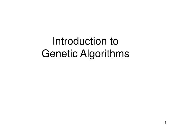 an introduction to the genetic code of a mouse Start studying bio ch 15 learn the type that code for research lab is blind due to a genetic defect if the escaped mouse breeds and most of the mice.