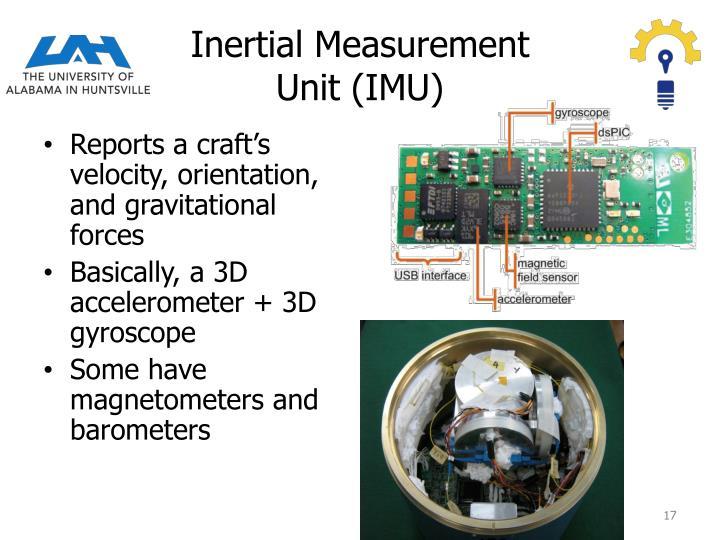 Inertial Measurement Unit (IMU)