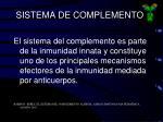 sistema de complemento1