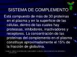 sistema de complemento4
