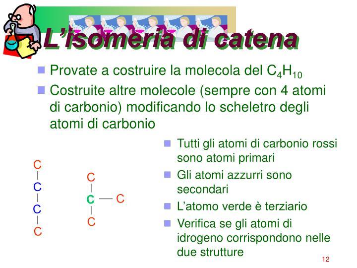 Ppt Chimica Organica E Laboratorio Powerpoint Presentation Id