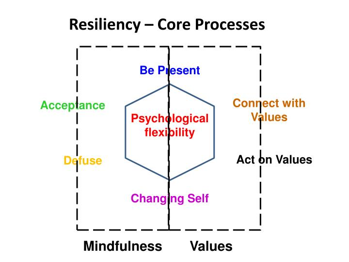 Resiliency – Core Processes