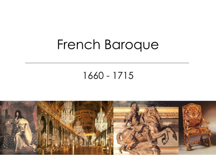 french baroque n.