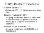 feiws center of excellence