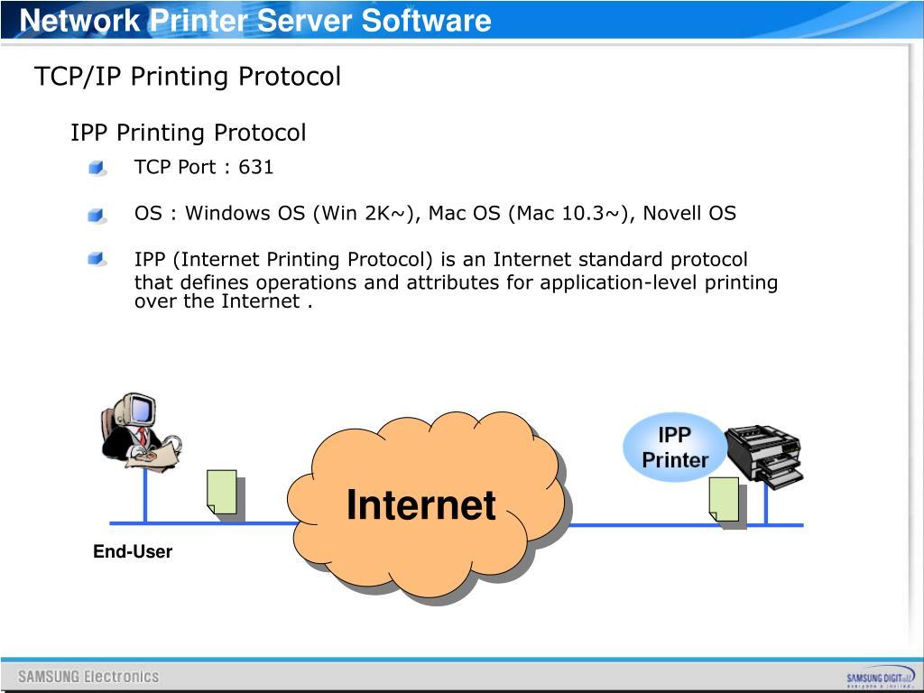 PPT - Network Printer Server PowerPoint Presentation - ID