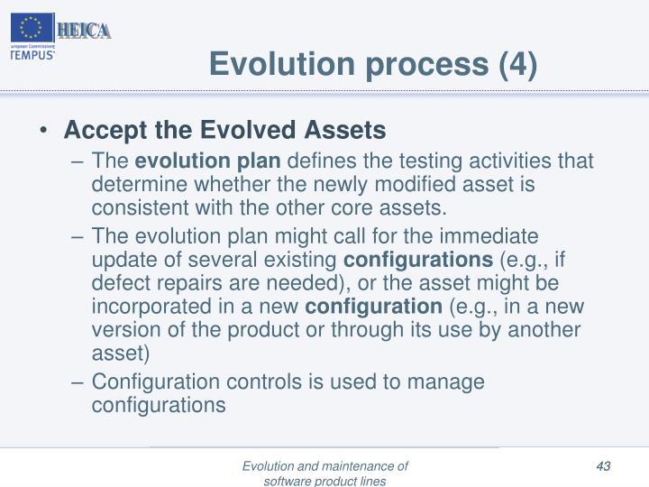Evolution process (4)