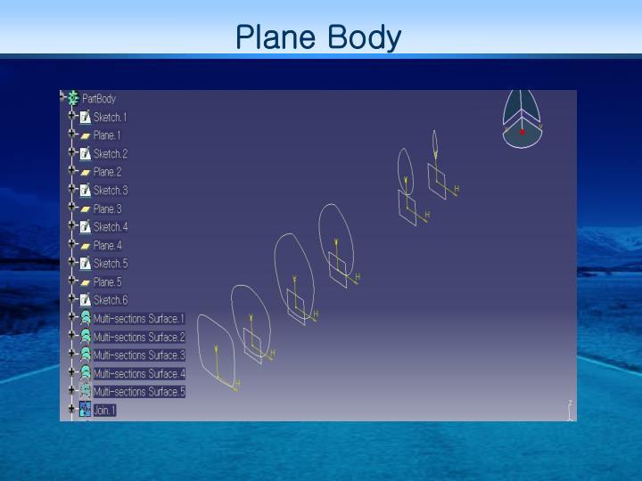 Plane Body