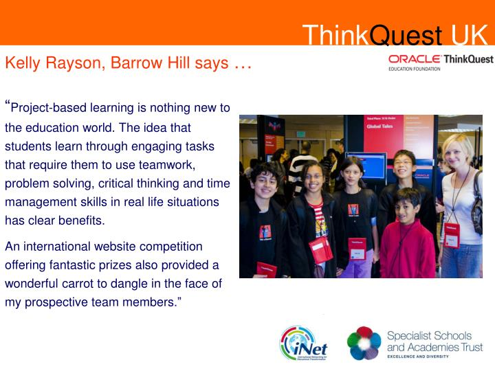 Kelly Rayson, Barrow Hill says