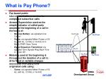 what is pay phone