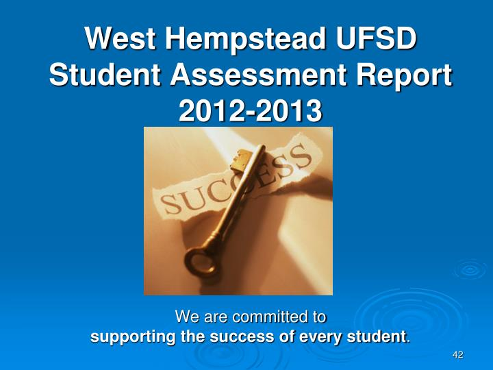 West Hempstead UFSD