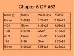 chapter 6 qp 53