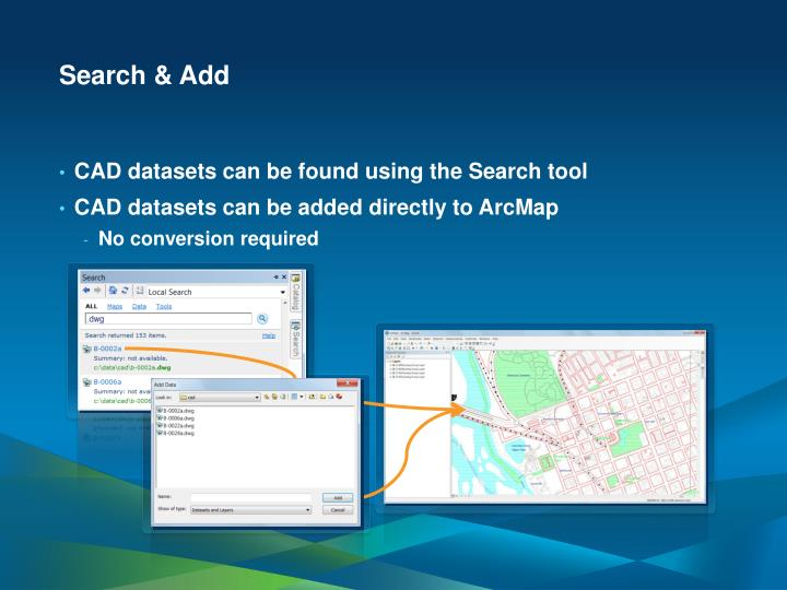 Search & Add