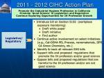 2011 2012 cihc action plan