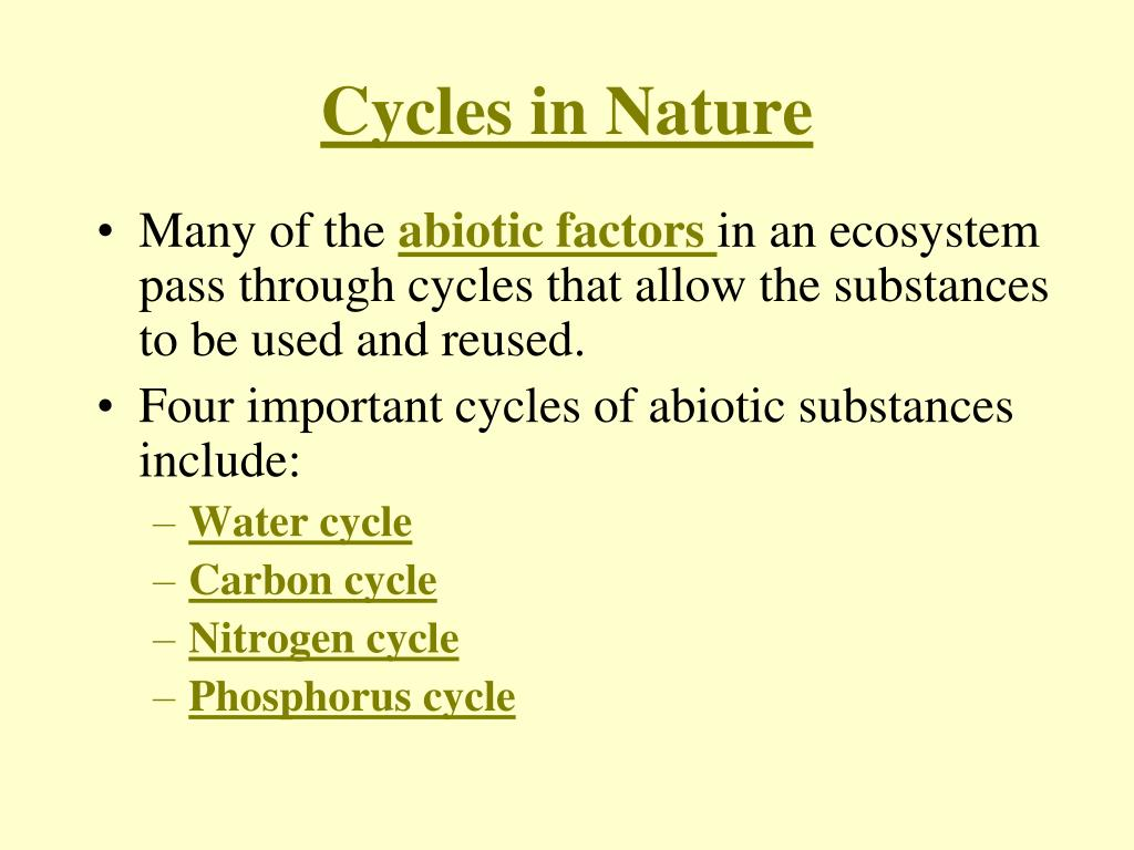 PPT - Chapter 18: Introduction to Ecology PowerPoint