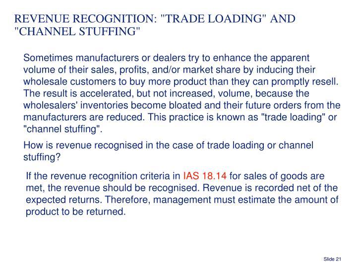 ias 18 revenue recognition criteria