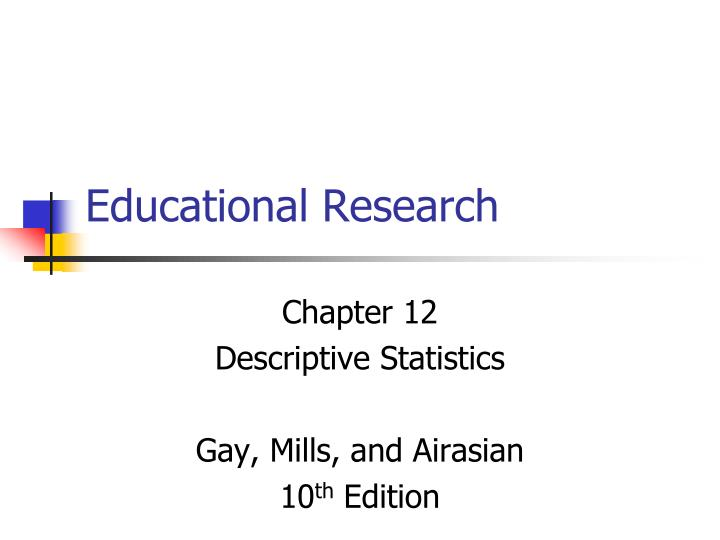 chapter 4 descriptive statistics Chapter 4 descriptive statistics and graphics most of this book, as in most statistics books, is concerned with statistical inference, which is the practice of drawing conclusions about a population.