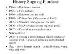 history sogn og fjordane