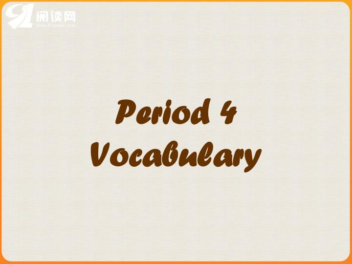 PPT Period 4 Vocabulary PowerPoint Presentation ID 5581649