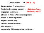 class notes 17 1b nb p 19