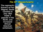 the 54 th massachusetts1