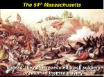 the 54 th massachusetts4