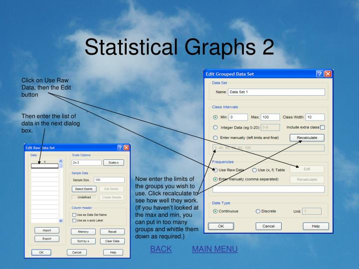Statistical Graphs 2