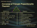 converse of triangle proportionality theorem1