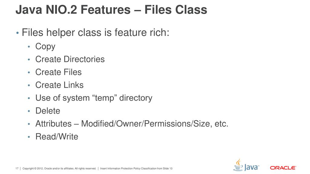 PPT - 55 New Things in Java 7 PowerPoint Presentation - ID