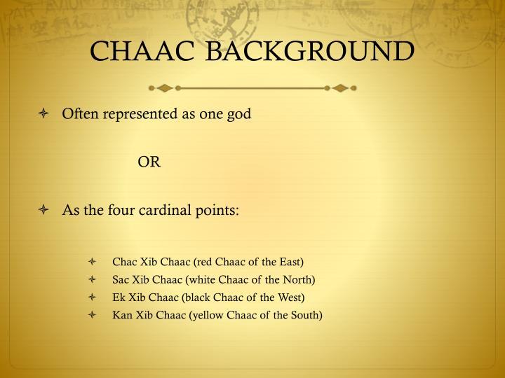 CHAAC