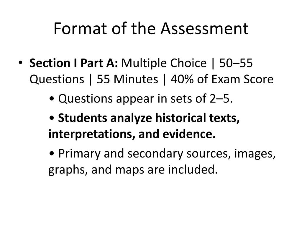PPT - Revised AP US Exam PowerPoint Presentation - ID:5585307
