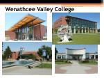 wenathcee valley college