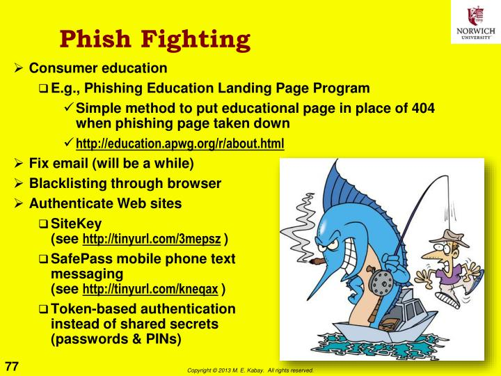 Phish Fighting