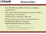 business rules1